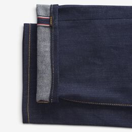 Walker Slim Straight Leg Jean in Raw Selvage by Civilianaire, 1015109 Raw Selvage, blockout