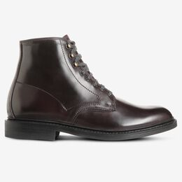 Higgins Mill Boot with Shell Cordovan Leather, 3075 Burgundy, blockout