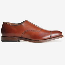 Park Avenue Cap-Toe Oxford, 5610 Dark Chili, blockout