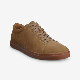 Canal Court Suede Sneaker, 3167 Sand, blockout