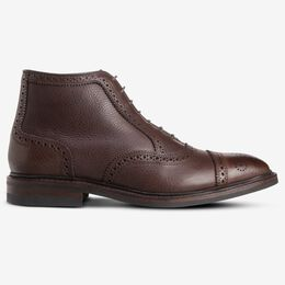 Hamilton Cap-Toe Oxford Dress Boot, 2825 Brown Tumbled, blockout
