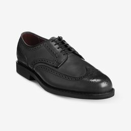 New York Travel Wingtip Oxford, 2883 Black, blockout