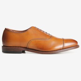 Park Avenue Cap-Toe Oxford, 5956 Walnut, blockout
