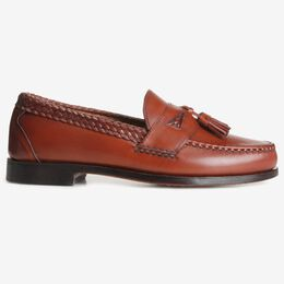 Maxfield Tassel Loafer, 50014 Dark Chili, blockout