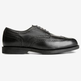 LGA Wingtip Oxford, 3350 Black, blockout