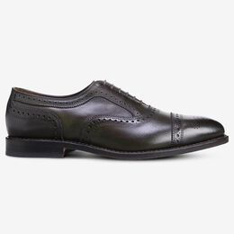 Strand Cap-Toe Oxford, 3327 Burnished Olive, blockout