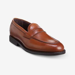 Houston Travel Penny Loafer, 2892 Walnut, blockout