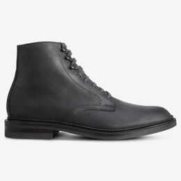 Higgins Mill Boot with Waxed Suede Leather, 2653 Black, blockout