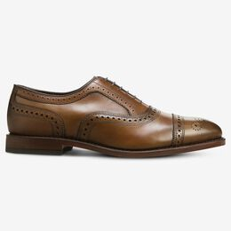 Strand Cap-Toe Oxford, 3325 Burnished Copper, blockout