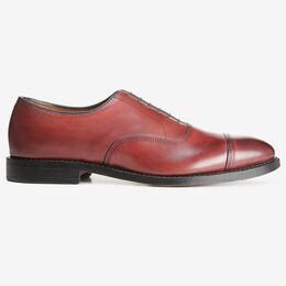 Park Avenue Cap-Toe Oxford, 5609 Oxblood, blockout